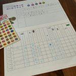 小学1年生(学童)の夏休み勉強計画