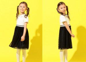入学式におすすめ!女の子の人気ブランド スーツ&ワンピース