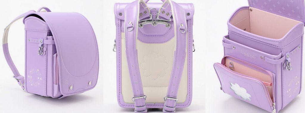 ラベンダー・紫のランドセル